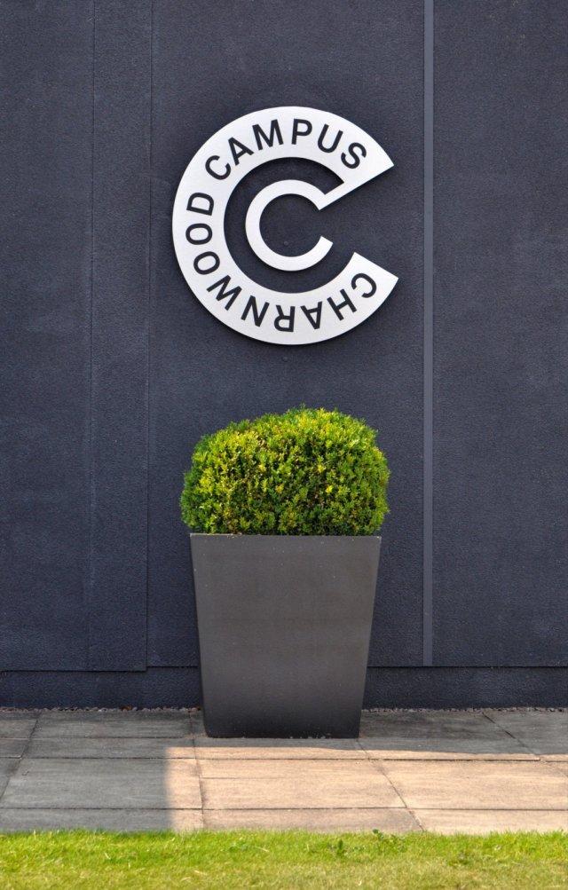 Charnwood Campus Logo