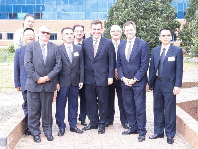 Jianyang visit July 2018