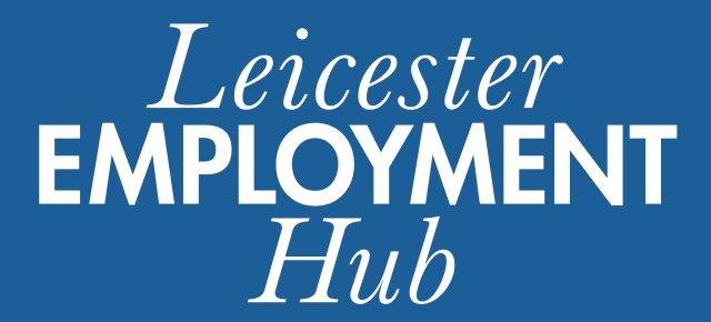 Leicester Employment Hub logo