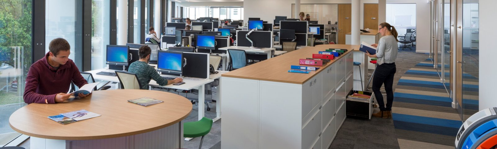 Lusep Office Photo