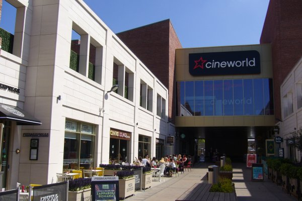 Cineworl Development Loughborough